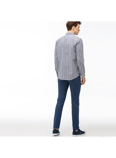 Lacoste Erkek Slim Fit Pantolon HH2053.53L Lacivert
